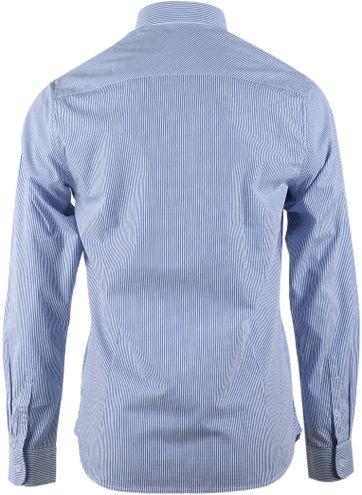 Dstrezzed Shirt Blauw Streep