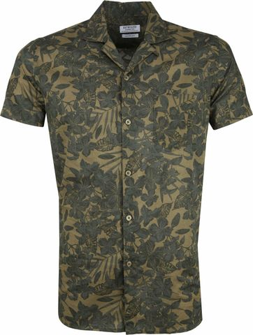 Dstrezzed Shirt Camo Green