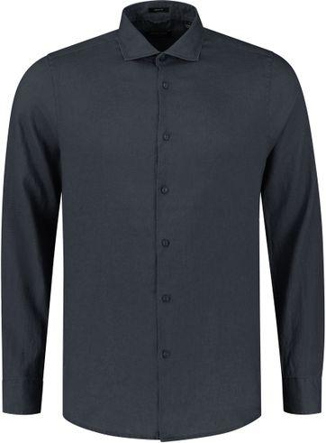 Dstrezzed Shirt Jagger Navy