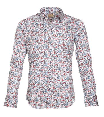 Dstrezzed Shirt Mini Paisley