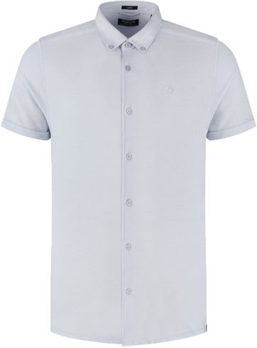 Dstrezzed Shirt SS Blue
