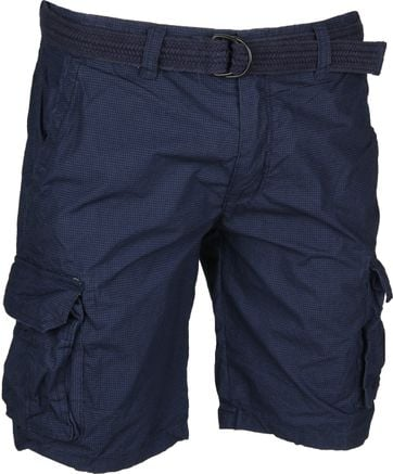 Dstrezzed Short Mini Star Navy