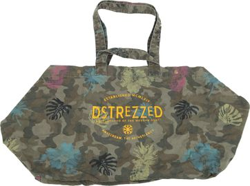 Dstrezzed Suitable Strandtas Camouflage