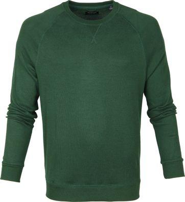 Dstrezzed Super Soft Pullover Dunkelgrün