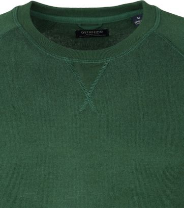 Dstrezzed Super Soft Sweater Dark Greek