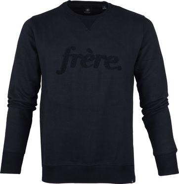 Dstrezzed Sweater Frère Dunkelblau