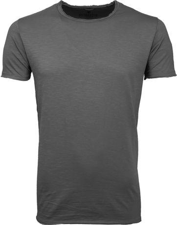 Dstrezzed T-Shirt Antraciet