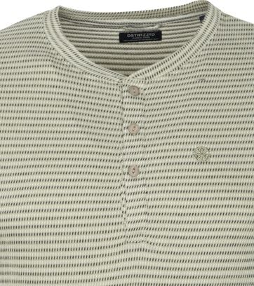 Dstrezzed T Shirt Block Stripe Green