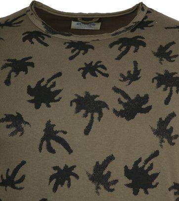 Dstrezzed T-shirt Dunkelgrün