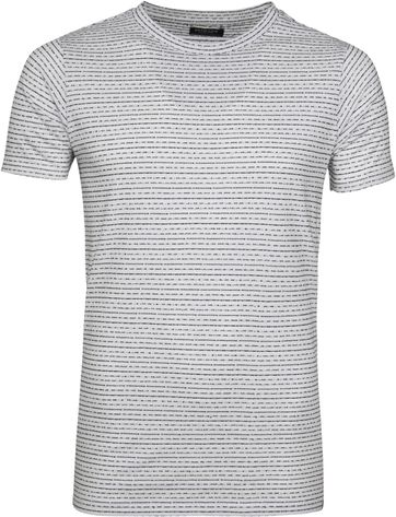 Dstrezzed T-shirt Fantasy Stripe