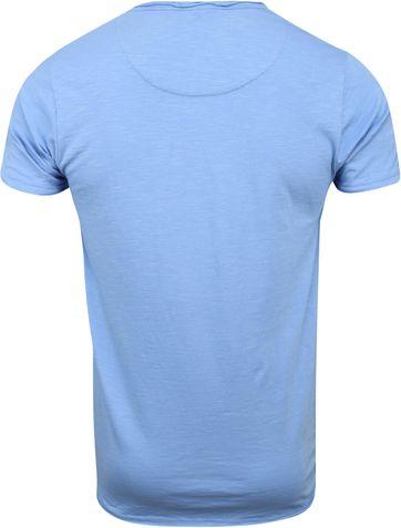 Dstrezzed T-shirt Lichtblauw