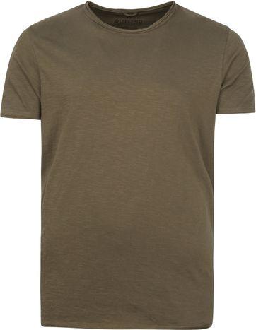 Dstrezzed T-shirt Mc Queen Army Grun
