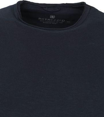 Dstrezzed T-shirt Mc Queen Donkerblauw