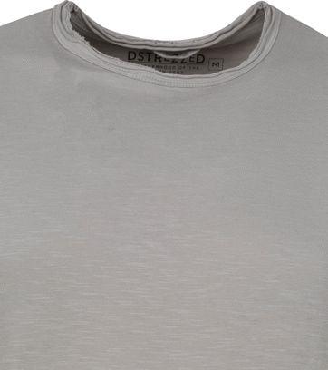 Dstrezzed T-shirt Mc Queen Grey