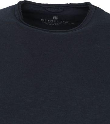 Dstrezzed T-shirt Mc Queen Navy