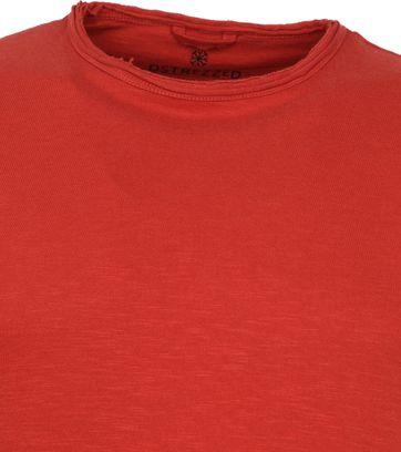 Dstrezzed T-shirt Mc Queen Rood