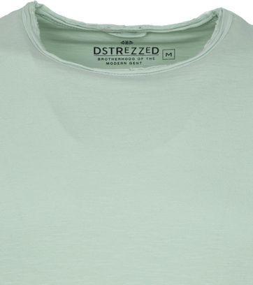 Dstrezzed T-shirt Mc Queen Zee Groen