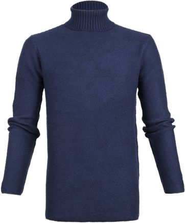 Dstrezzed Turtleneck Navy
