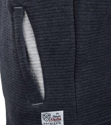 Detail Dstrezzed Vest Donkerblauw
