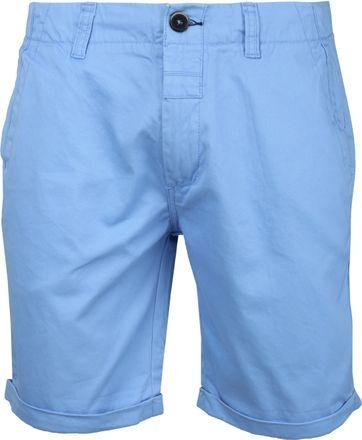 Dstrezzed Wayne Shorts Blau