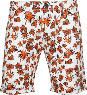Dstrezzed Wayne Shorts Orange