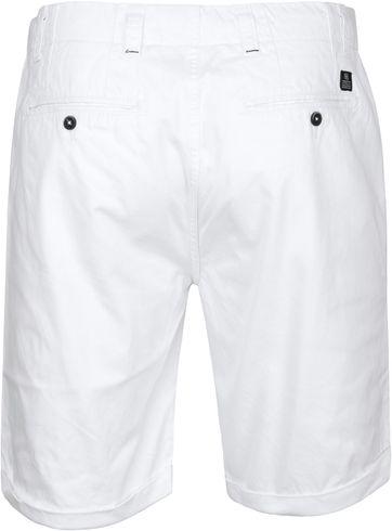 Dstrezzed Wayne Shorts White