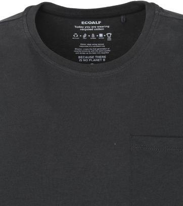Ecoalf Avandaro T Shirt Anthracite