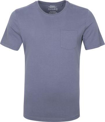 Ecoalf Avandaro T-Shirt Blau