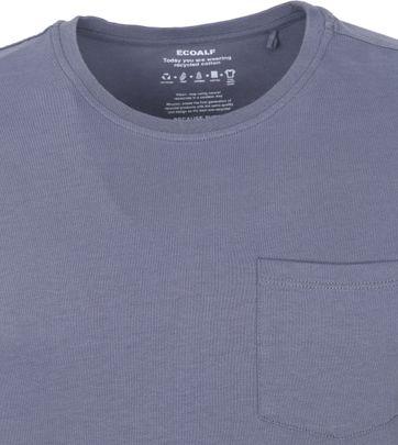 Ecoalf Avandaro T Shirt Blue