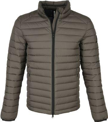 Ecoalf Beret Jacket Olive Green