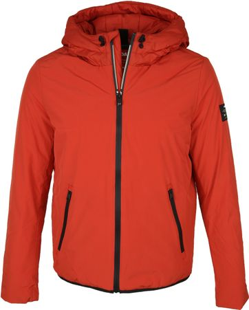 Ecoalf Beret Jacket Orange