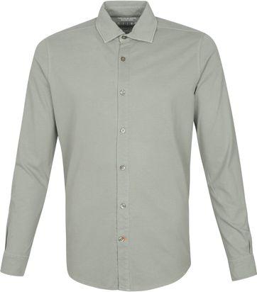 Ecoalf Camino Shirt Khaki