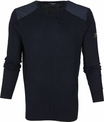 Ecoalf Charles Sweater Navy