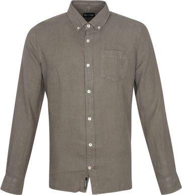 Ecoalf Malibi Shirt Khaki