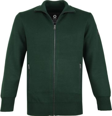 Ecoalf Midnight Jack Dark Green