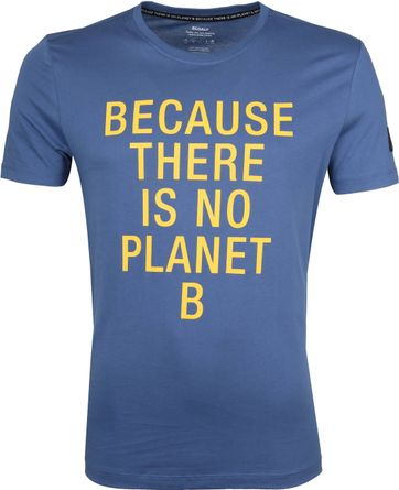 Ecoalf Natal T-Shirt Blue