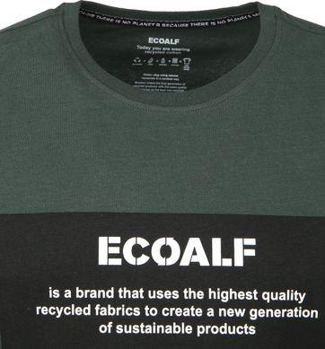 Ecoalf Natal T-Shirt Green
