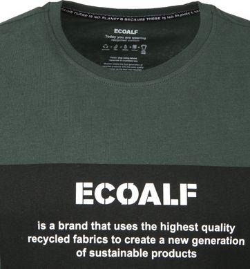 Ecoalf Natal T-Shirt Groen