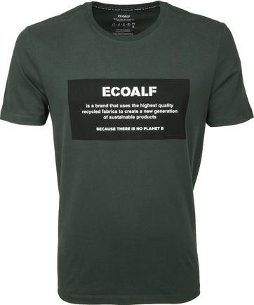 Ecoalf Natal T-Shirt Grün