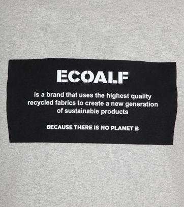 Ecoalf Natal T-Shirt Label Hellgrau