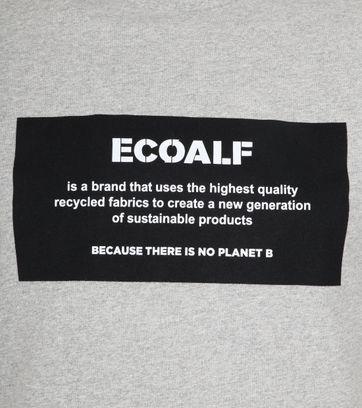 Ecoalf Natal T-Shirt Label Light Grey