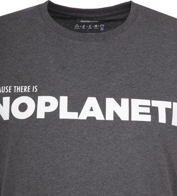 Ecoalf Natal T-Shirt No Planet Grey