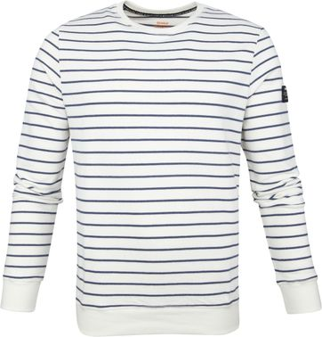 Ecoalf Pluscombe Sweater Streifen