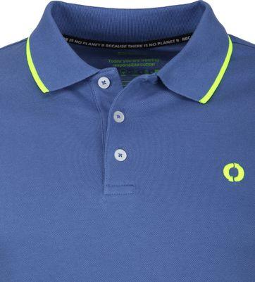 Ecoalf Polo Duurzaam Katoen Blauw