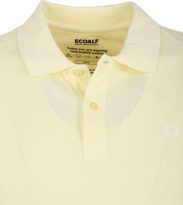 Ecoalf Polo Duurzaam Katoen Geel