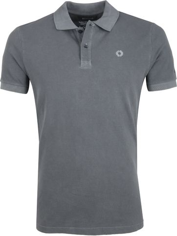 Ecoalf Polo Sustainable Cotton Grey