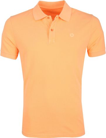 Ecoalf Polo Sustainable Cotton Orange