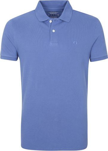 Ecoalf Polo Ted Blue