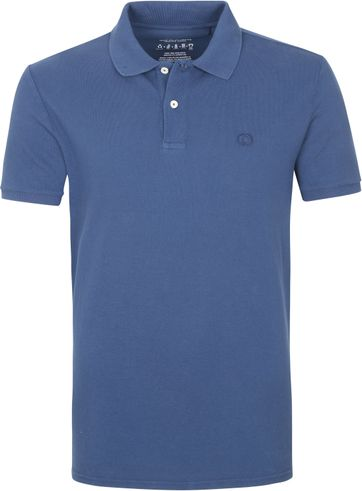 Ecoalf Polo Ted Dark Blue