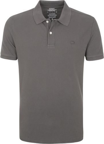 Ecoalf Polo Ted Dark Grey